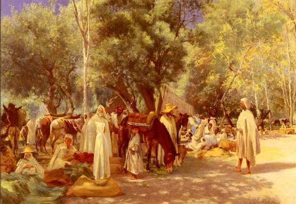Marche En Kabylie